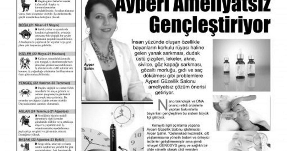 Kalem Gazetesi 19.12.2012 tarihli Haberi