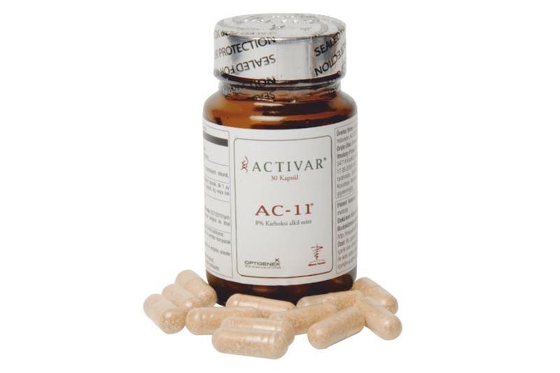 Activar AC-11 Kapsül