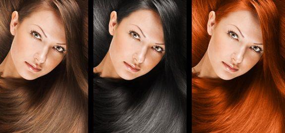 Ten renginiz saçınızın rengini belirlesin…